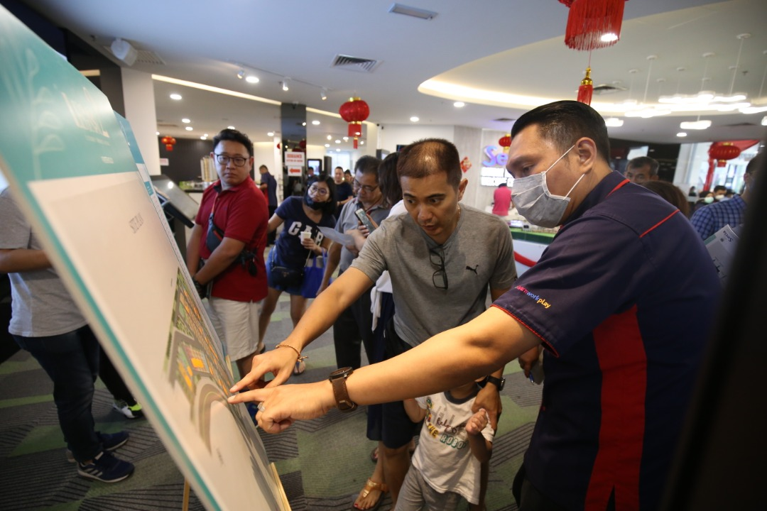 I&P's Legasi 2 homes: Prospective buyers queue for days before launch