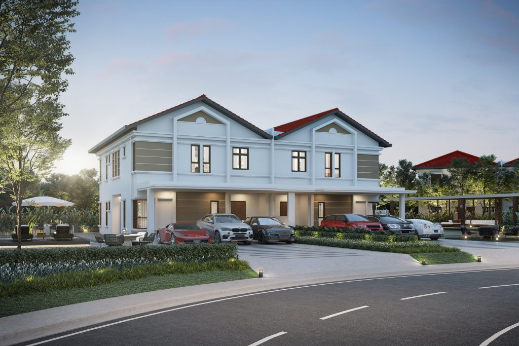 S P Setia's Setia Alamsari Launched Verdale 2-Storey Semi-Detached Homes