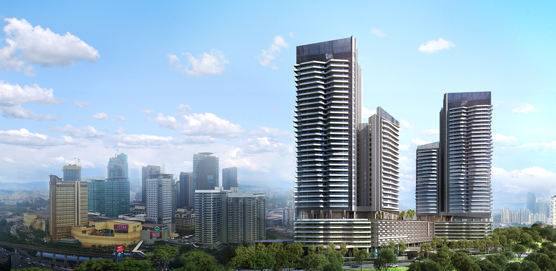 Luxury living in the heart of Klang Valley